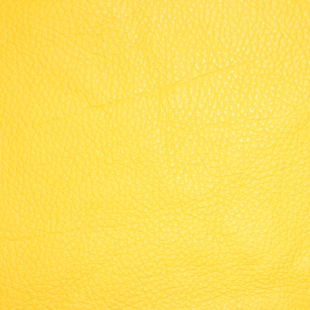 Lederfarbe: Gelb