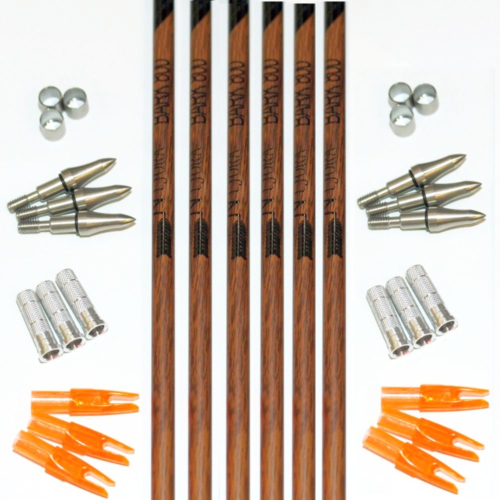 Nijora Bark Set 6er