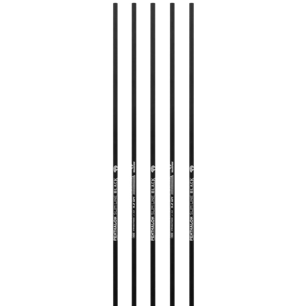 BEARPAW Penthalon Slim Line Schwarz Schaft